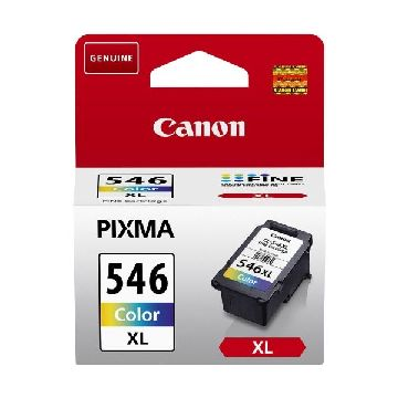 Original Ink Cartridge Canon CL-546XL IP2850/MG2250/MG2550 Tricolour