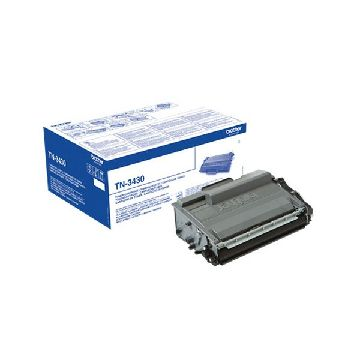 Original toner Brother TN-3430 DCP-L5500DN Sort