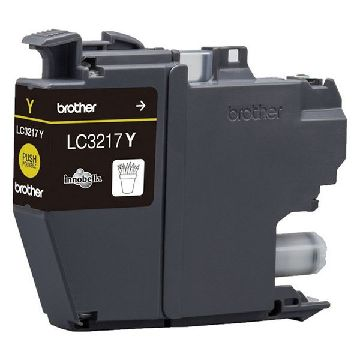 Original Ink Cartridge Brother LC3217Y Yellow