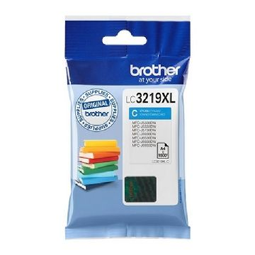 Original Ink Cartridge Brother LC3219XLC Cyan