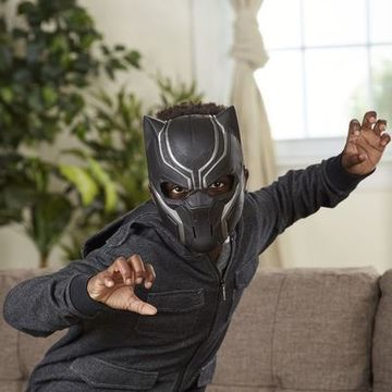 Black Panther Basis Maske Hasbro