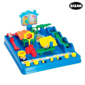 Screwball Scramble Bizak 707