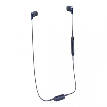 Bluetooth sports headset med mikrofon Panasonic RP-NJ300BE-K Sort