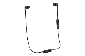 Bluetooth Headphones Panasonic RP-NJ300BE-W Black
