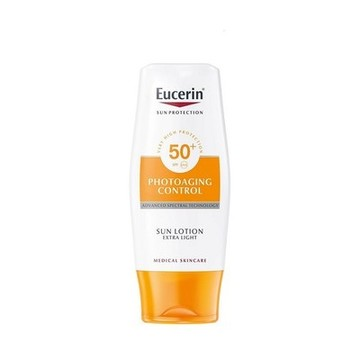 Solcreme Sensitive Protect Eucerin Spf 50