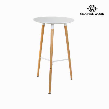 Hvid bar table by Craften Wood