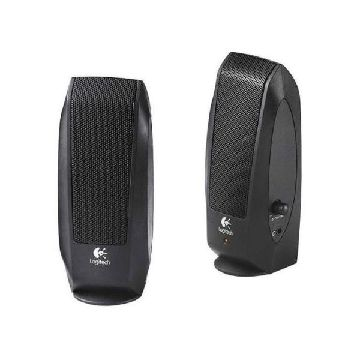 Multimedia Speakers Logitech S120 2.0 3W OEM Black