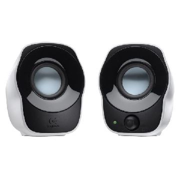 Multimedia Speakers Logitech Z120 2.0 3W Black