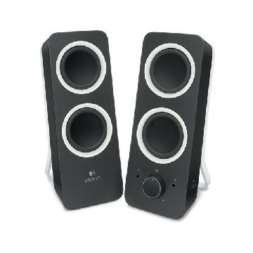Multimedia Speakers Logitech Z200 2.0 10W Black