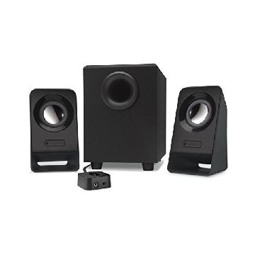 Multimedia Speakers Logitech Z213 2.1 60W Subwoofer 200 mV Black