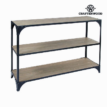 Shelves Black - Thunder Collection by Craftenwood