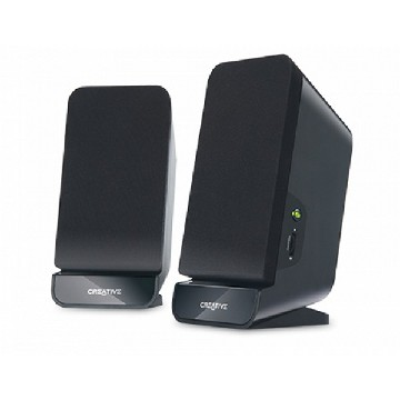 Portable Speakers Creative Technology 222645 2W 2.0 Black