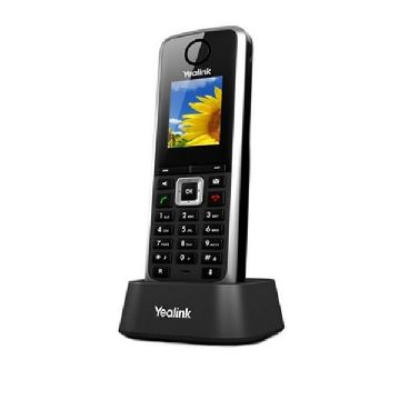 "IP Telephone YEALINK W52H DECT 1,8"" Black"