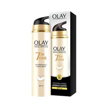 Fugtgivende anti-age creme Total Effects Olay SPF 15 (50 ml)