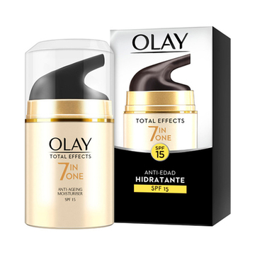 Fugtgivende dagcreme Total Effects Olay (37 ml)