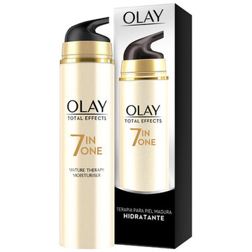 Fugtgivende anti-age creme Total Effects Olay (50 ml) Moden hud