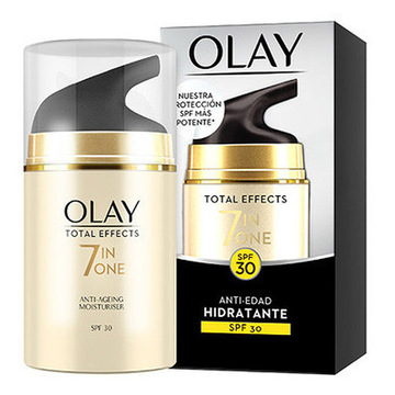 Fugtgivende anti-age creme Total Effects 7 In One Olay (50 ml)