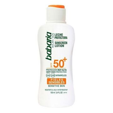 Solcreme Babaria Spf 50 (100 ml)