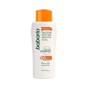 Solcreme Spf 50 Babaria 6093