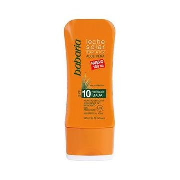 Solcreme Spf 10 Babaria 9940
