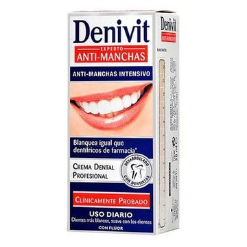 Pasta de Dentes Antimanchas Denivit (50 ml)