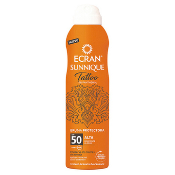Solbeskyttelse - spray Tattoo Ecran (250 ml)
