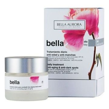 Anti-plet og anti-age behandling Bella Aurora 50 ml