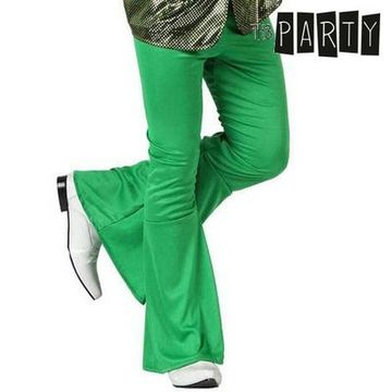 Adult Trousers Th3 Party Disco Green S1101084