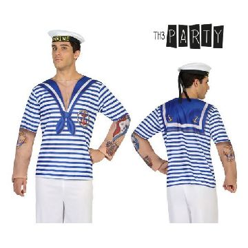 Adult T-shirt Th3 Party 7642 Sailor