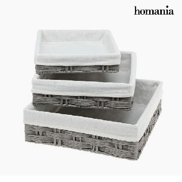 Set med kurve Homania 3029 (3 pcs)