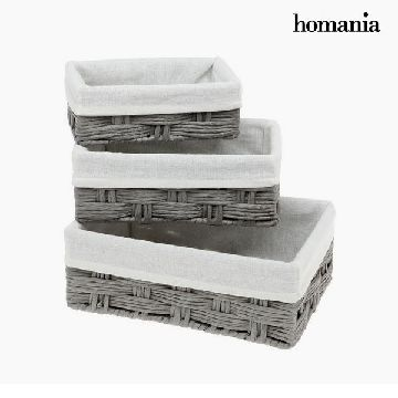 Set med kurve Homania 3036 (3 pcs)
