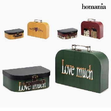 Mappe Homania 2700 (2 pcs)