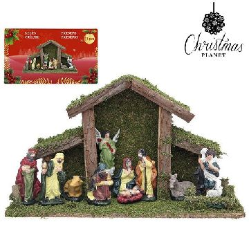 Betlehem dekoration Christmas Planet 4448 (9 pcs)
