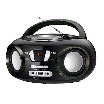 Radio CD Bluetooth MP3  BRIGMTON W-501 USB Sort