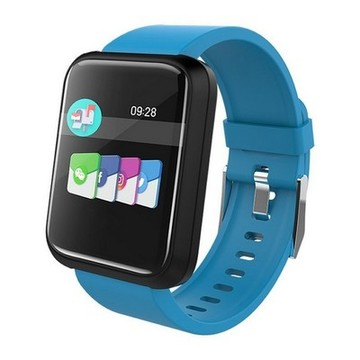 "Smart Watch med skridttæller BRIGMTON Bsport 17 1,3"" Bluetooth 4.0"