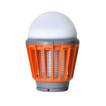 Elektrisk Myggeskræmmer BRIGMTON BMQ10 25m² LED Orange