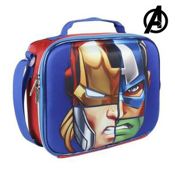 3D Termomadkasse The Avengers 8348
