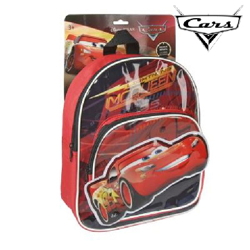 3D School Bag Cars 72757