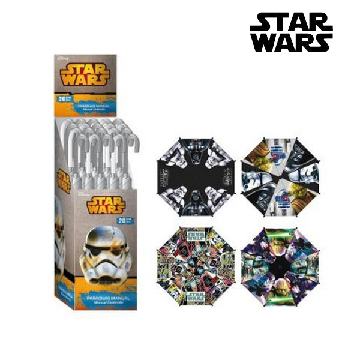 Paraply Star Wars 78003 (42 cm)