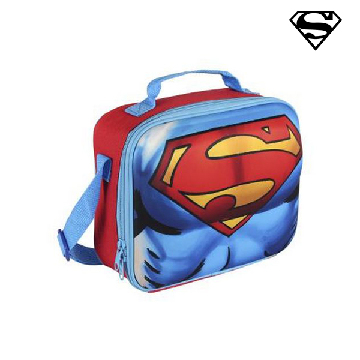 3D Thermal Lunchbox Superman 90231