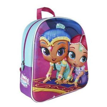 3D Skoletaske Shimmer and Shine