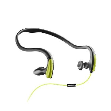 sports headphones with microphone Energy Sistem MAUAMI0258 397198 Green Wired