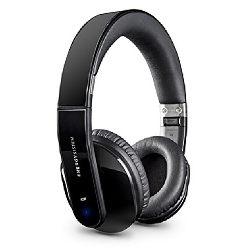 Bluetooth headset med mikrofon Energy Sistem 399307 V4.0 NFC Sort