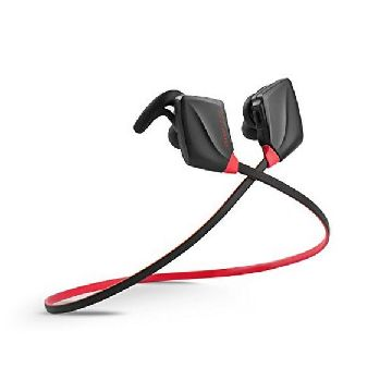 Sports headset med mikrofon Energy Sistem Sport Bluetooth Rød