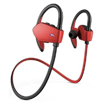 Sports headset med mikrofon Energy Sistem Sport 1 Bluetooth Rød