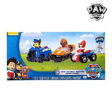 Set of cars The Paw Patrol 6824 (3 pcs)