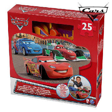 Puslespil Cars 9672
