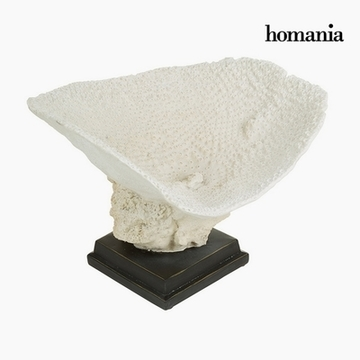 Borddekoration Harpiks Beige (37 x 33,5 x 25,5 cm) by Homania