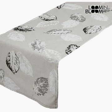 Table Runner (135 x 40 cm) - Cities Collection by Loom In Bloom