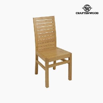 Chair Mindi wood (50 x 40 x 55 cm) by Craftenwood
